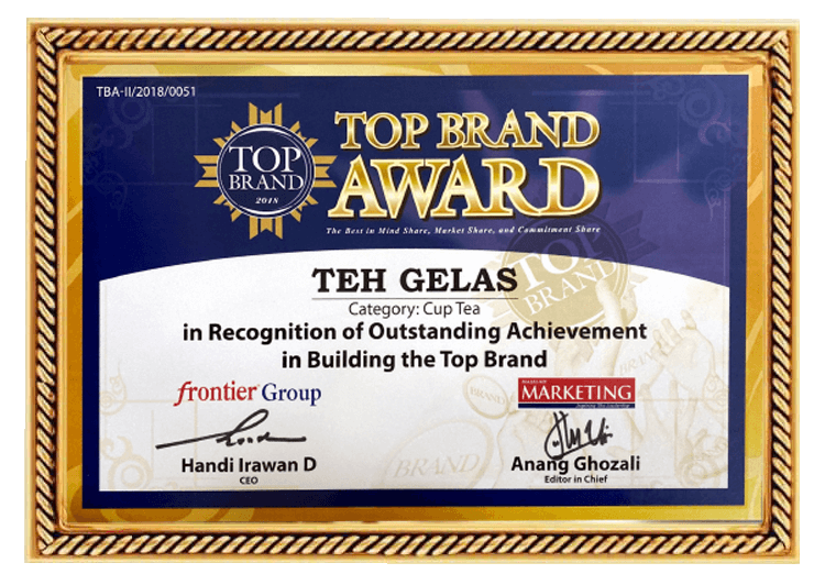 Top Brand 2018
